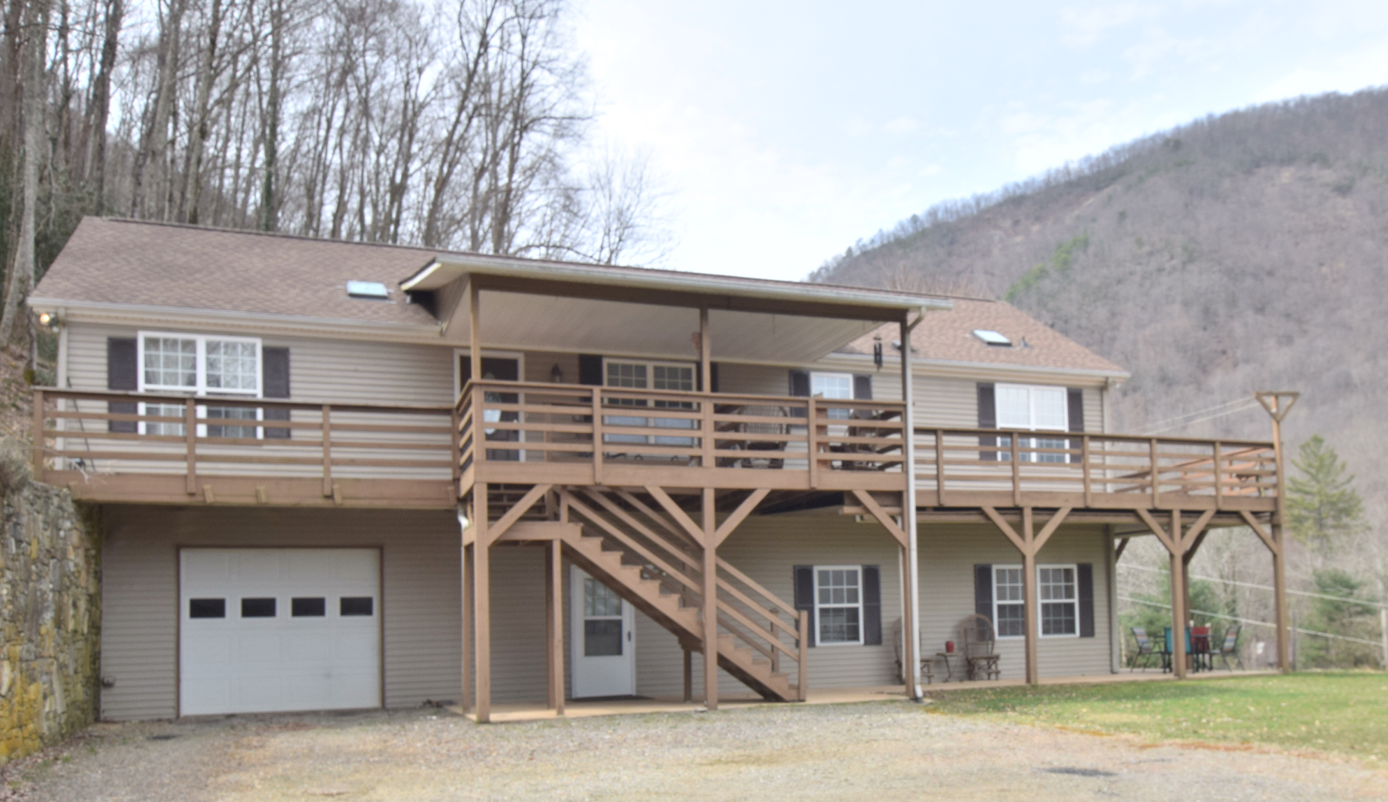 SOLD! 58 Climbing Heights, Canton NC 28716