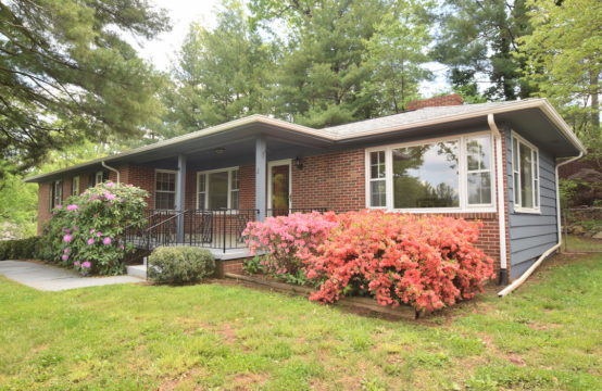 SOLD! 2 Beechwood Rd, Asheville NC