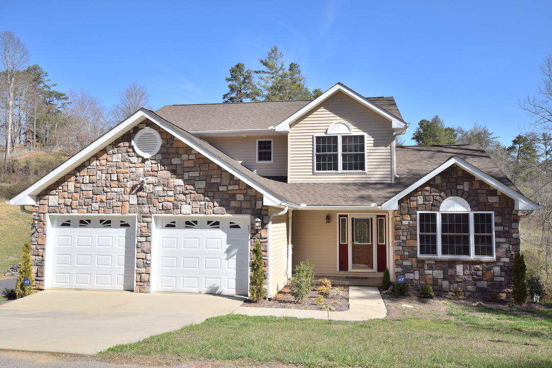 SOLD! 24 Country Cove Court, Leicester NC
