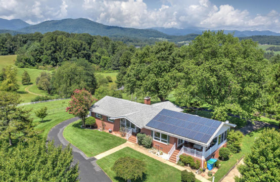 SOLD! 321 Goughes Branch Road, Leicester NC 28748